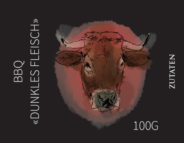 BBQ «Dunkles Fleisch»