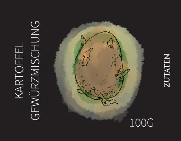 Kartoffel Gewürzmischung
