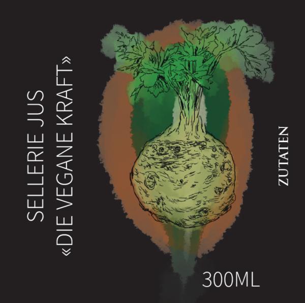 Sellerie Jus«Die Vegane Kraft»