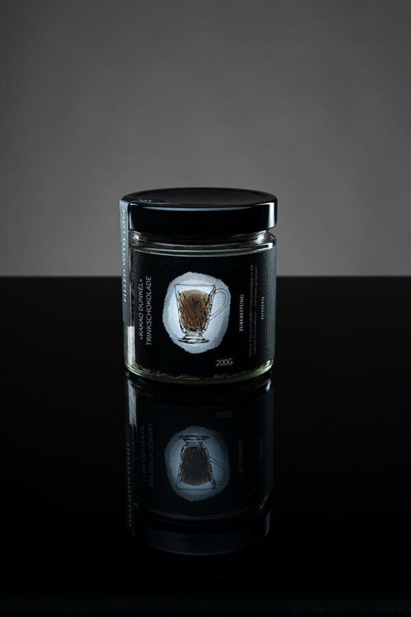 Heisse Schokolade «Dunkel» 68%