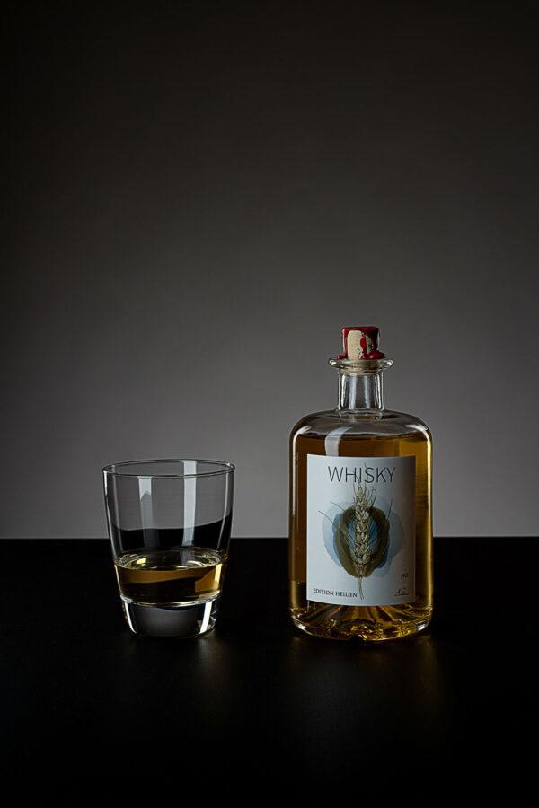 Whisky 4yr «Fernsicht & Funke» (Limited edition)