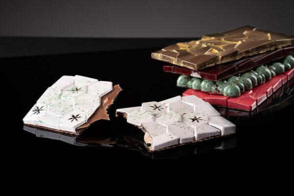 Schokoladen Tafel:Haselnuss «Rio Huimbi 62%»
